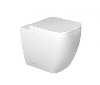 Kubica Floor Pan Toilet
