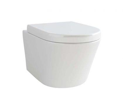 Kali Wall Hung Pan Toilet