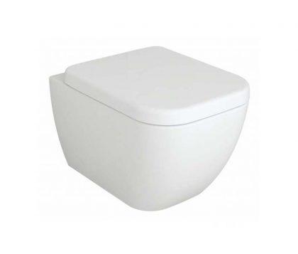 Kubica Wall Hung Pan Toilet