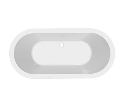 Classico Drop In Bath 1565mm>