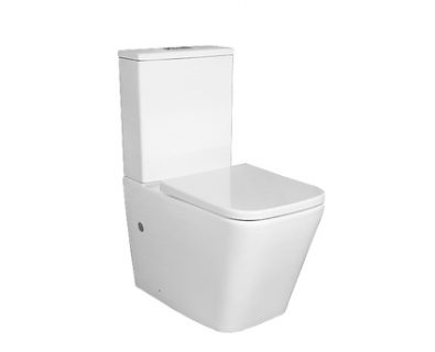Ottimo Rimless Wall Faced Toilet Suite>