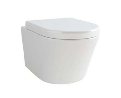 Kali Wall Hung Pan Toilet>