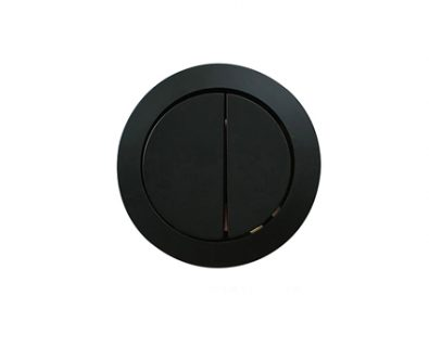 Round Cistern Button (Matte Black)>