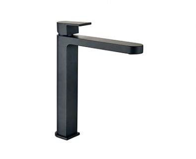 Ollie Tall Basin Mixer (Matte Black)>