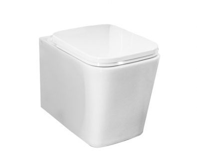 Ottimo Rimless Floor Pan Toilet>