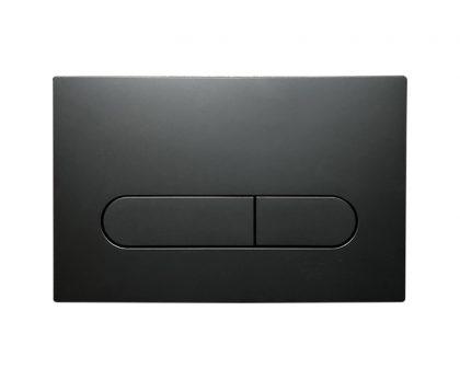 Matte Black Push Plate