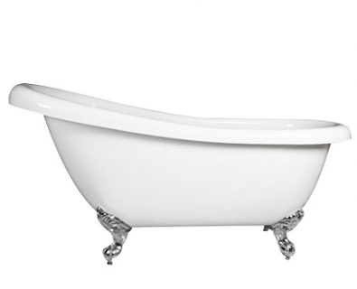 Lawson Clawfoot Bath 1570mm (White)>