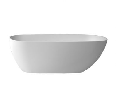 Lusini Solid Surface Freestanding Bath 1700mm>