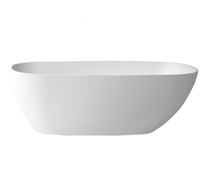 Lusini Solid Surface Bath 1700mm