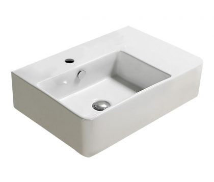 Kubica Wall Hung Basin LHB