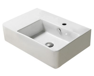 Kubica Wall Hung Basin RHB>