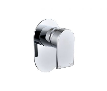 Ollie In Wall Mixer Chrome