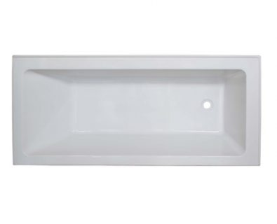 Omega Drop In Bath 1650mm (LHS)>