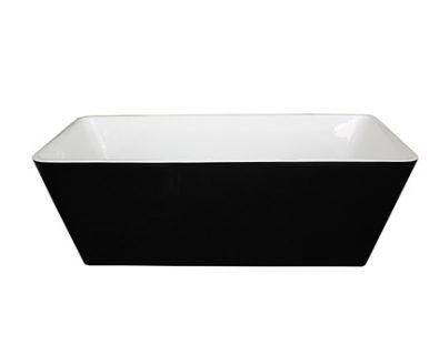 Ottimo Freestanding Bath 1500mm (Black)>