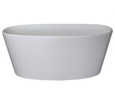 Elissa Solid Surface Freestanding Bath 1600mm>