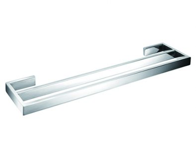 Cielo Double Towel Rail 600mm>
