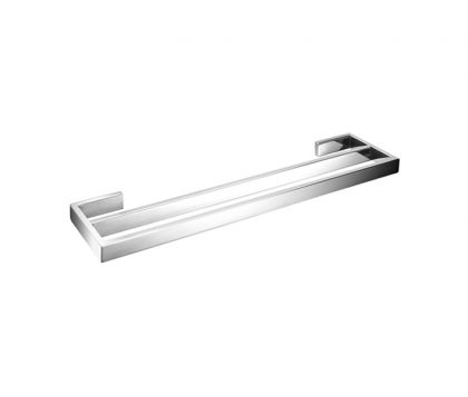 Cielo Double Towel Rail 600mm