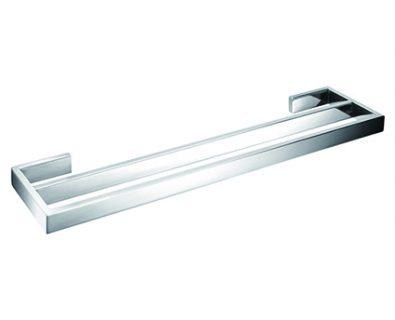 Cielo Double Towel Rail 800mm>