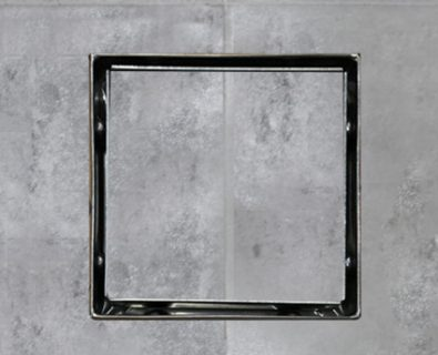 Lido Tile Grate 130mm with DN100 Outlet>