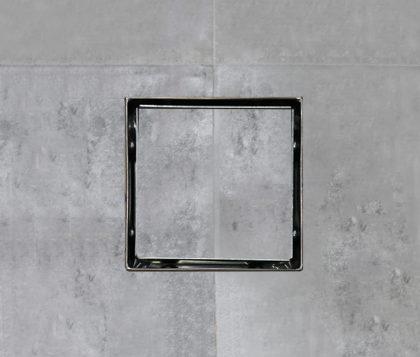 Lido Tile Grate DN80
