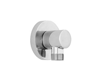 Spin Wall Elbow with Cover Plate>