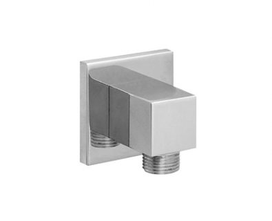 Quadra Wall Elbow with Cover Plate>