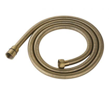 Shower Hose 1500mm (Brushed Brass)