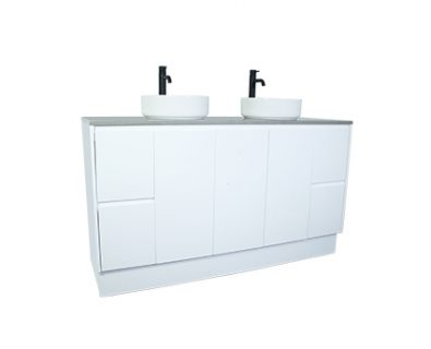 Lyra Floor Mount Vanity 1500mm>