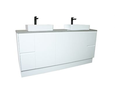 Lyra Floor Mount Vanity 1800mm>