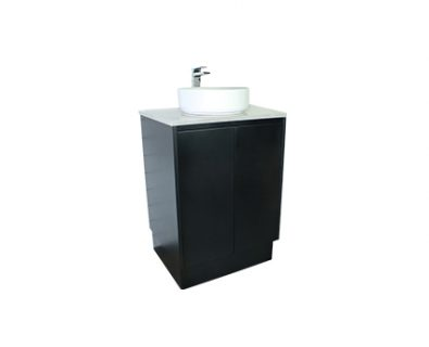 Lyra Floor Mount Vanity 6000mm (Matte Black)>