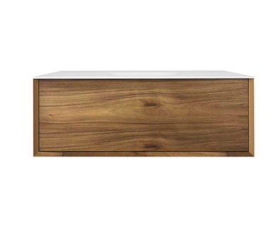 BARCLAY Acacia Timber Wall Hung Vanity 1200mm>