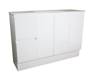 Essence Floor Mount Vanity Cabinet 1200mm>