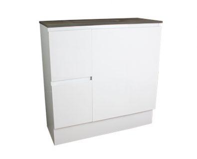 Essence Floor Mount Vanity Cabinet 750mm>