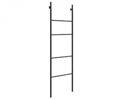 Spin Towel Ladder (Matte Black)>