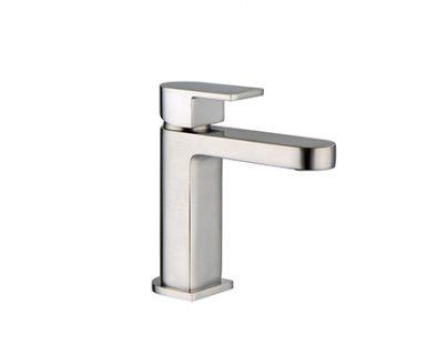 Ollie Mini Basin Mixer (Brushed Nickel)>