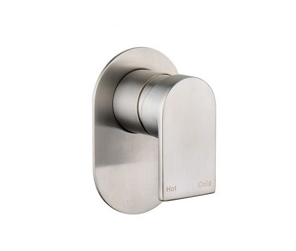 Ollie In Wall Mixer (Brushed Nickel)