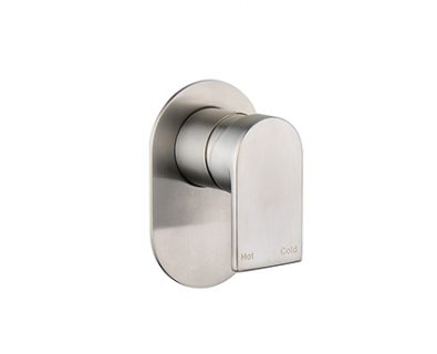 Ollie In Wall Mixer (Brushed Nickel)>