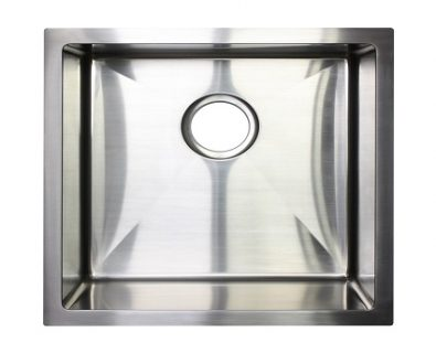 Burazzo Single Bowl Sink 450mm (200mm deep)>
