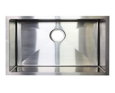 Burazzo Single Bowl Sink 650mm>