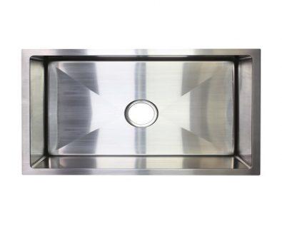 Burazzo Single Bowl Sink 850mm>