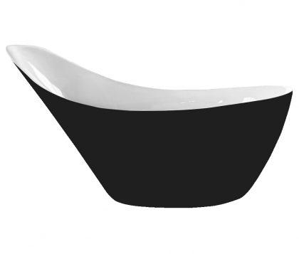Coco Freestanding Bath 2000mm (Matte Black)