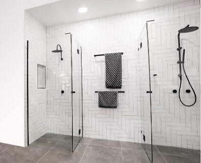 Frameless Showers>