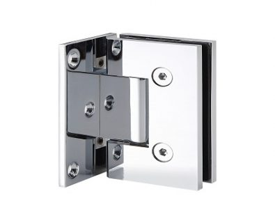 90 degree Shower Door/Wall Hinge>