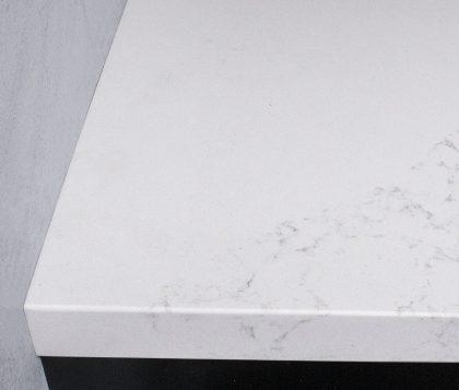 Grana Bianco White Stone Vanity Top