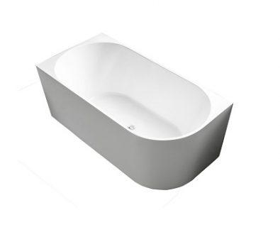 Estelle Freestanding Corner Bath LHS 1700mm>