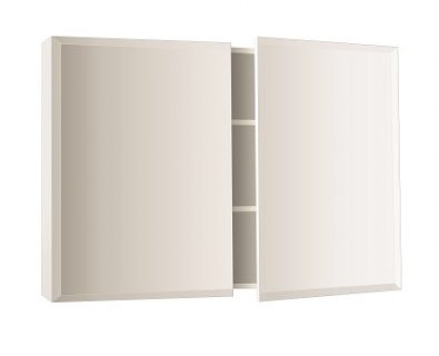 Osca Bevelled Edge Mirrored Cabinet 600mm>