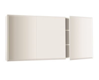 Osca Bevelled Edge Mirrored Cabinet 1200mm>