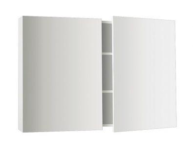 Osca Pencil Edge Mirrored Cabinet 600mm>