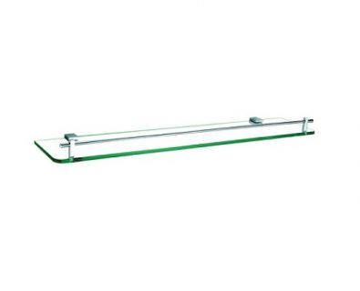 Quadra Glass Shelf 600mm>