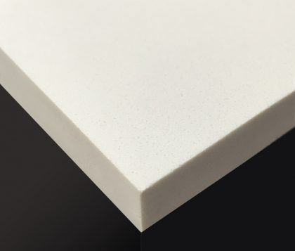 Snow White Stone Vanity Top